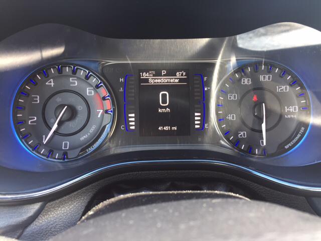 2015 Chrysler 200 S 4dr Sedan - Bentleyville PA