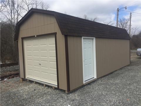 2017 Alpine Structures Barnstyle Garage