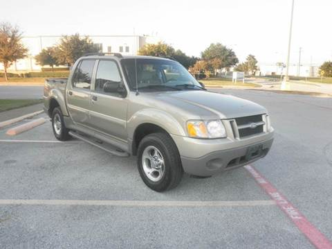 2003 ford explorer sport trac for sale texas. Black Bedroom Furniture Sets. Home Design Ideas