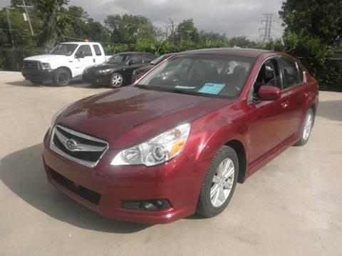 2012 Subaru Legacy for sale in Arlington, TX