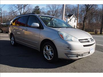 2004 Toyota Sienna for sale in Great Meadows, NJ