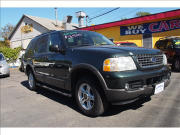 2003 Ford Explorer for sale in Great Meadows, NJ