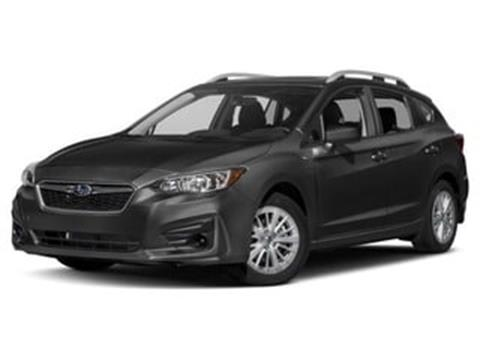 2018 Subaru Impreza for sale in Wayne, NJ