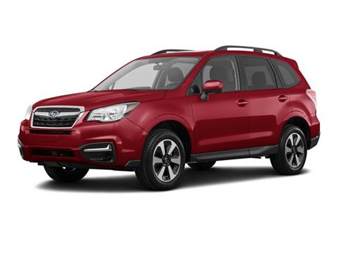 2018 Subaru Forester for sale in Wayne NJ