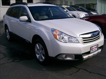 2011 Subaru Outback for sale in Wayne, NJ