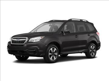 2017 Subaru Forester for sale in Wayne, NJ