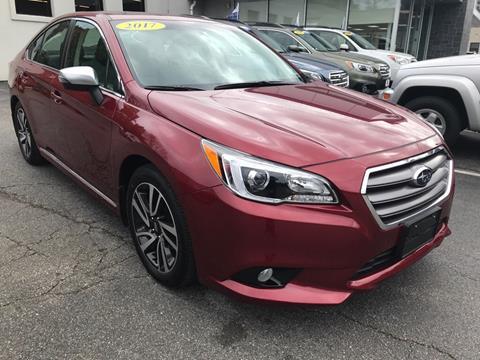 2017 Subaru Legacy for sale in Wayne NJ