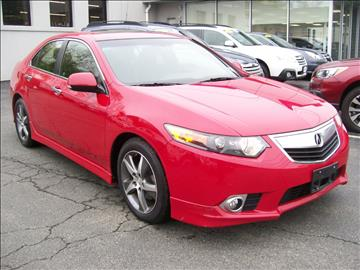 2012 Acura TSX for sale in Wayne, NJ