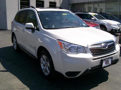 2014 Subaru Forester for sale in Wayne NJ