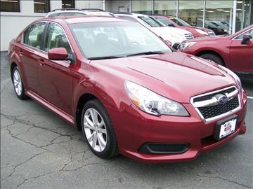 2013 Subaru Legacy for sale in Wayne, NJ