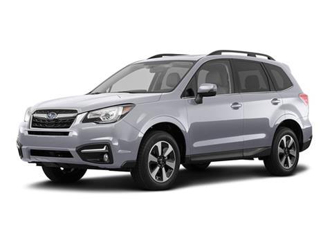 2018 Subaru Forester for sale in Wayne NJ