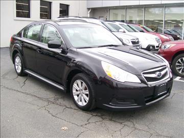 2012 Subaru Legacy for sale in Wayne, NJ