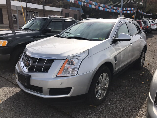 2011 cadillac srx awd luxury collection 4dr suv in weston wv turner 39 s inc. Black Bedroom Furniture Sets. Home Design Ideas