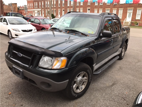 2003 Ford Explorer Sport Trac for sale in Weston, WV