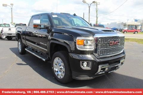 2018 GMC Sierra 2500HD for sale in Fredericksburg, VA