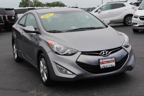2013 Hyundai Elantra Coupe for sale in Fredericksburg, VA