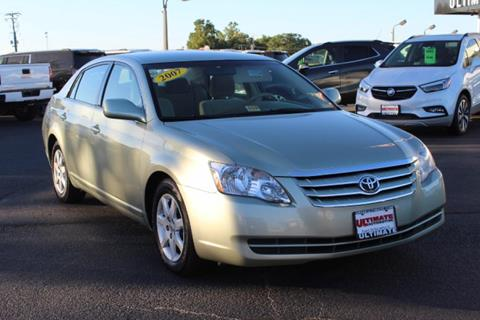 2007 Toyota Avalon for sale in Fredericksburg, VA