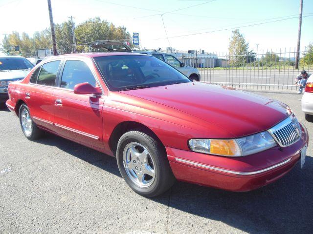 1997 Lincoln Continental For Sale - Carsforsale.com