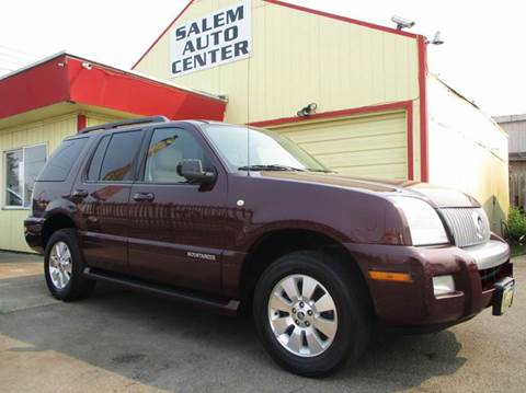 2007 Mercury Mountaineer for sale in Salem, OR