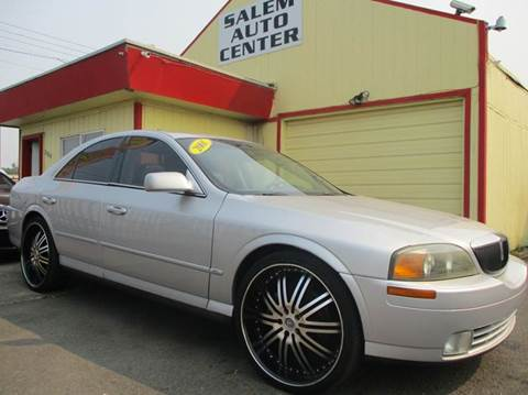 2001 Lincoln LS for sale in Salem, OR