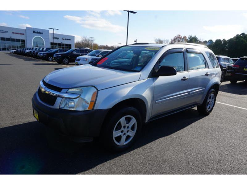 used 2005 chevrolet equinox for sale in new jersey. Black Bedroom Furniture Sets. Home Design Ideas