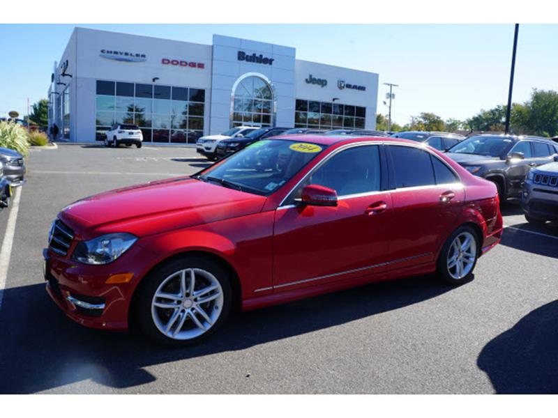 2014 mercedes benz c class for sale in new jersey for Mercedes benz for sale in nj
