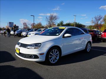 2012 Volkswagen Eos for sale in Hazlet, NJ