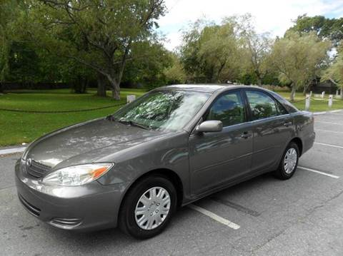 2003 Toyota Camry for sale in South Dartmouth MA