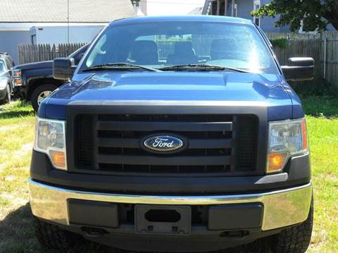 2011 Ford F-150 for sale in South Dartmouth MA