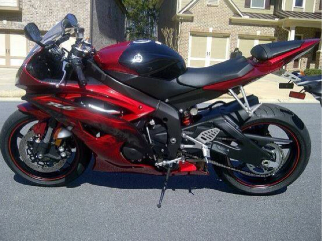 Yamaha R Raven Edition For Sale