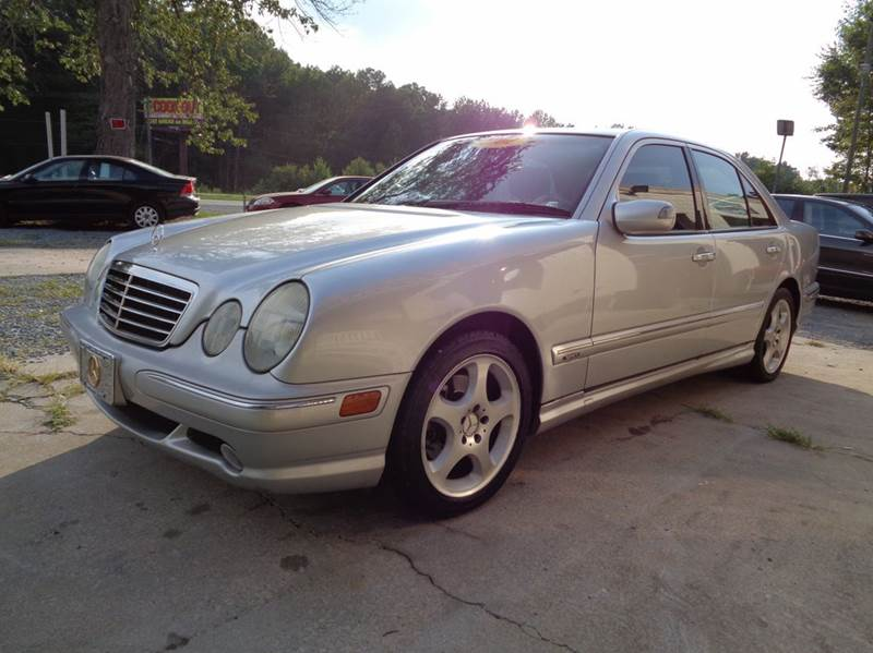 2001 mercedes benz e class e430 sport 4dr sedan in indian for 2001 mercedes benz e class sedan