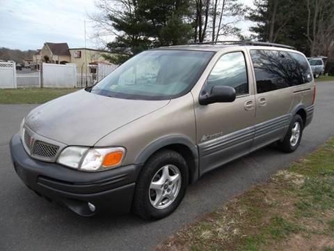 2003 Pontiac Montana for sale in Leesburg, VA