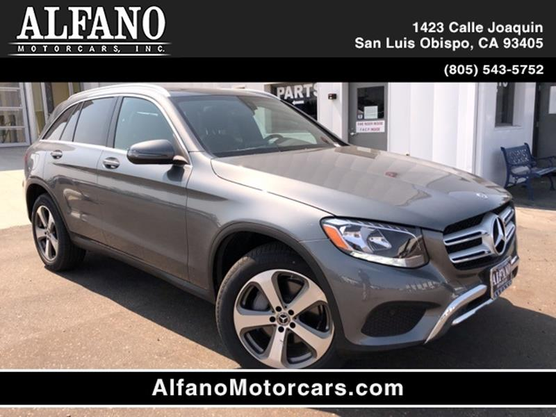 Mercedes benz glc for sale in california for Mercedes benz san luis obispo