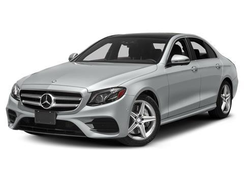 2017 Mercedes-Benz E-Class for sale in San Luis Obispo, CA