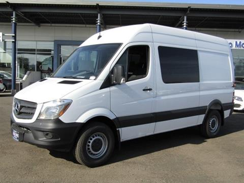 2017 Mercedes-Benz Sprinter for sale in San Luis Obispo, CA