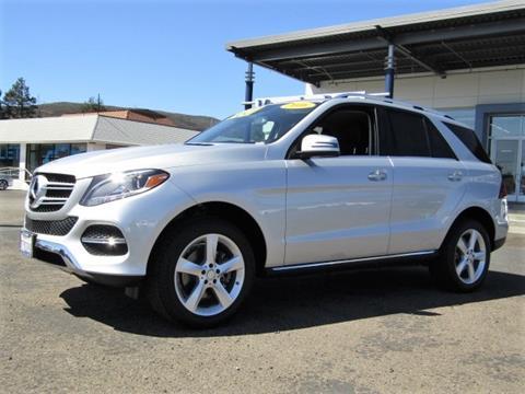 2016 Mercedes-Benz GLE for sale in San Luis Obispo, CA