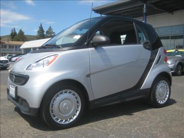 2014 Smart fortwo for sale in San Luis Obispo, CA