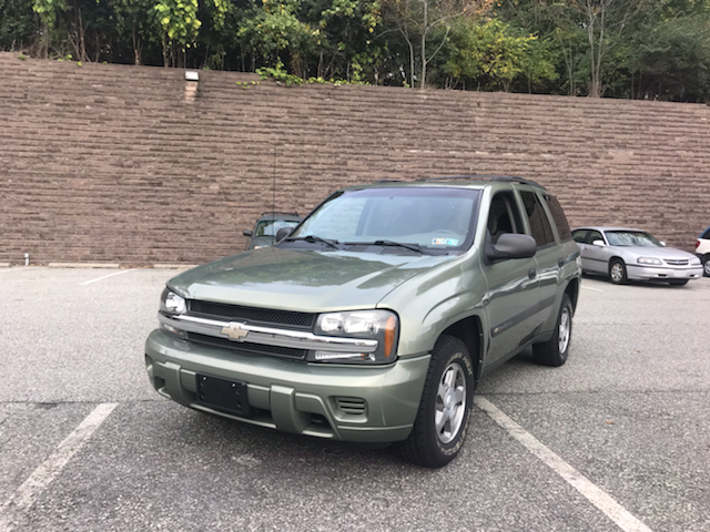 2004 Chevrolet Trailblazer Ls 4wd 4dr Suv In Norristown Pa Ars