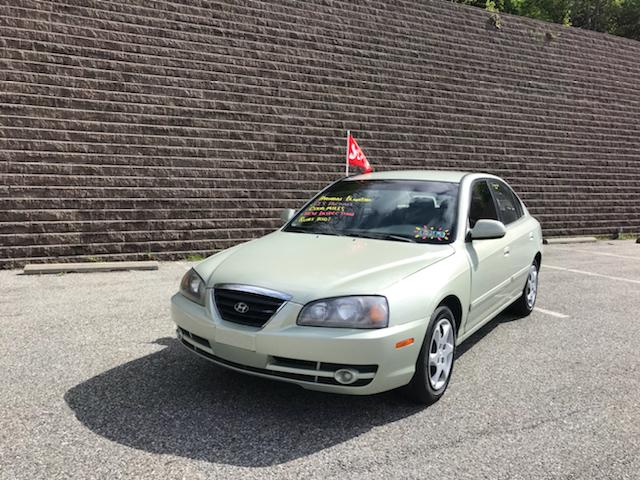 2004 Hyundai Elantra GLS 4dr Sedan   Norristown PA