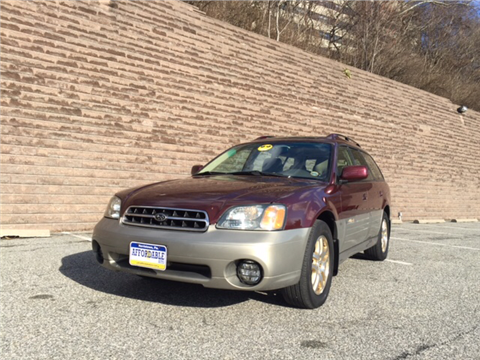 2001 Subaru Outback for sale in Norristown, PA