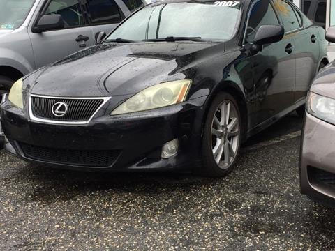 2007 Lexus IS 250 For Sale In Lakewood, NJ