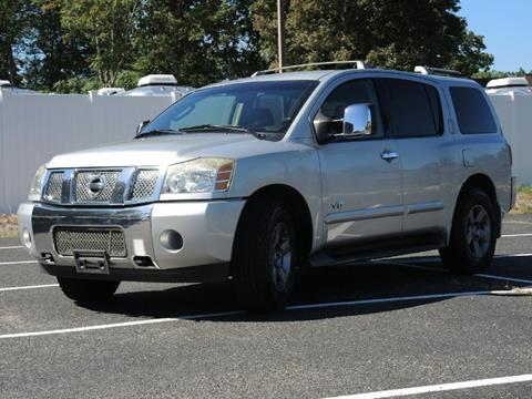 2004 Nissan Armada for sale in Lakewood, NJ
