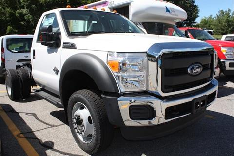 2016 Ford F-550 for sale in Columbia, CT