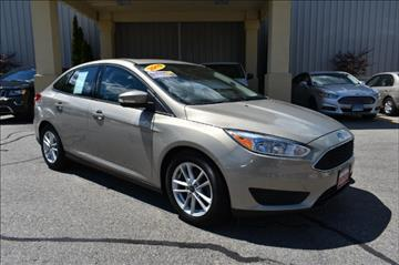 2015 Ford Focus for sale in Columbia, CT