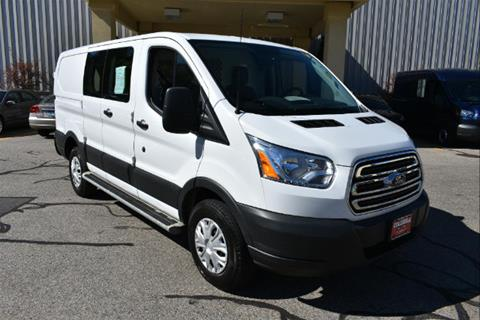 2015 Ford Transit Cargo for sale in Columbia, CT