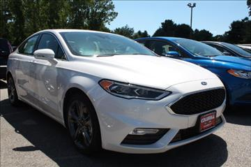 2017 Ford Fusion for sale in Columbia, CT