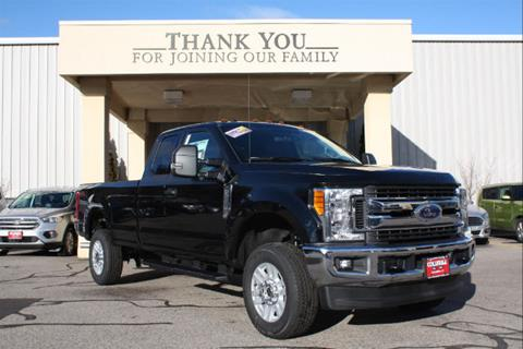 2017 Ford F-250 Super Duty for sale in Columbia, CT