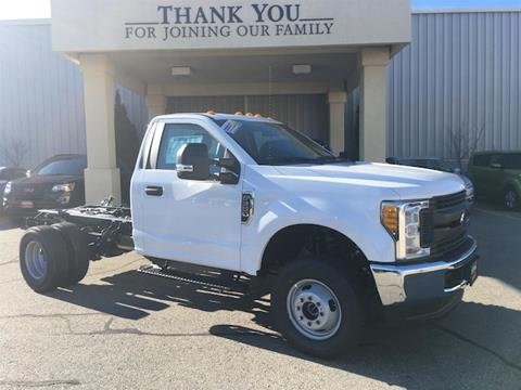 2017 Ford F-350 Super Duty for sale in Columbia, CT
