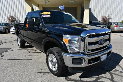 2016 Ford F-250 Super Duty for sale in Columbia, CT