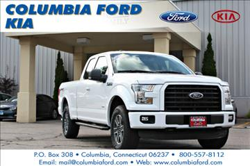 2016 Ford F-150 for sale in Columbia, CT